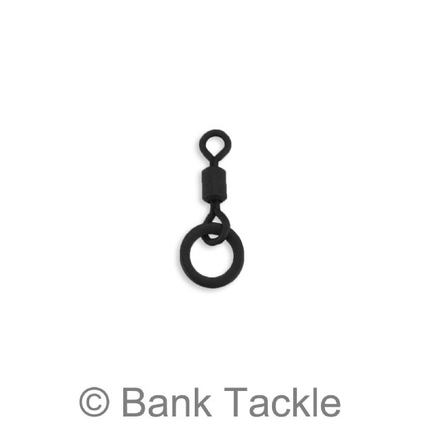 Micro Flexi Ring Hook Swivels. Carp Tackle